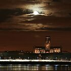 Liverpool by night  by Dave Hepworth