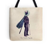 Inspector Dragonfly Tote Bag