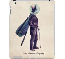 Inspector Dragonfly iPad Case/Skin