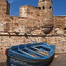 Ramparts of Essaouira, Morocco by Konstantinos Arvanitopoulos