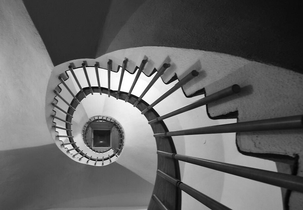 DNA Staircase by Mat Mackenzie