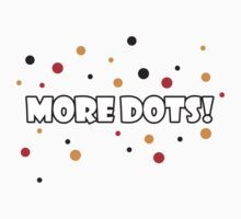 More Dots! One Piece - Short Sleeve
