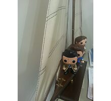 Team Free Will Titanic Photographic Print
