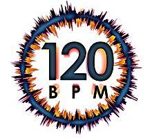 120 BPM Photographic Print