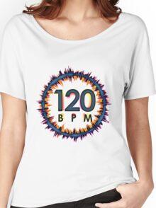 120 BPM Women's Relaxed Fit T-Shirt