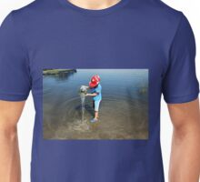 Best Fun Ever - Child Playing In Water Unisex T-Shirt