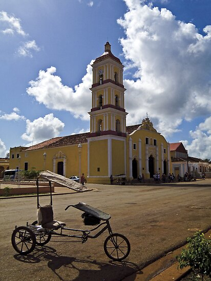 Iglesia Mayor de San Juan Bautista by Konstantinos Arvanitopoulos