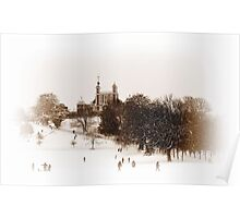 The Greenwich Observatory Poster