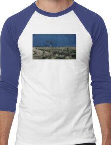 Rihanna Tree, County Down Men's Baseball ¾ T-Shirt