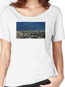 The Rihanna Tree  Women's Relaxed Fit T-Shirt