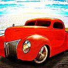Surfin Forty Ford Pickup by ChasSinklier