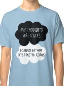 My Thoughts are Stars Classic T-Shirt