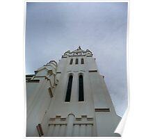 Dutch Reformed church of Bredasdorp Poster