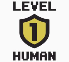 Level 1 Human One Piece - Long Sleeve