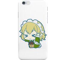 Ryu Lion iPhone Case/Skin
