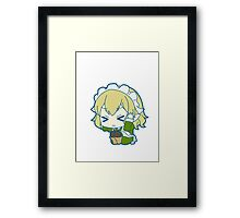 Ryu Lion Framed Print