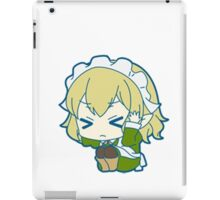 Ryu Lion iPad Case/Skin