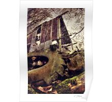 Farming heritage - Homer, nr Much Wenlock Poster