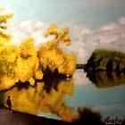 """Greenlake Reflections"" by joshua bloch"