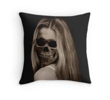 It's Friday the 13th Baby Throw Pillow