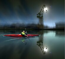 CanoeTravellingDream by RosaCobos