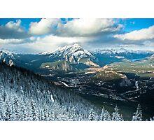 Banff - Alberta  Photographic Print
