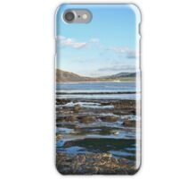 View From East Beach, Lyme Regis Today iPhone Case/Skin
