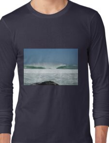 New Years Wave Long Sleeve T-Shirt