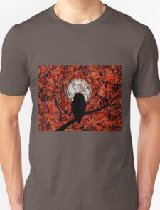 THE VIGIL (owl & moon) ~  Unisex T-Shirt