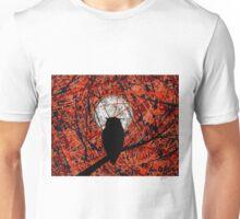 THE VIGIL (owl & moon) ~  Unisex T-Shirt