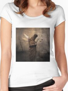 No Title 108 Women's Fitted Scoop T-Shirt