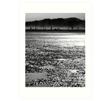 The beach series #6 Art Print