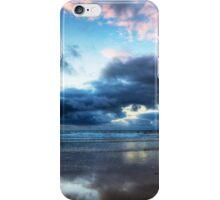 Sunset Surfer VW Camper Van iPhone Case/Skin