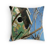 Autumn Home Throw Pillow