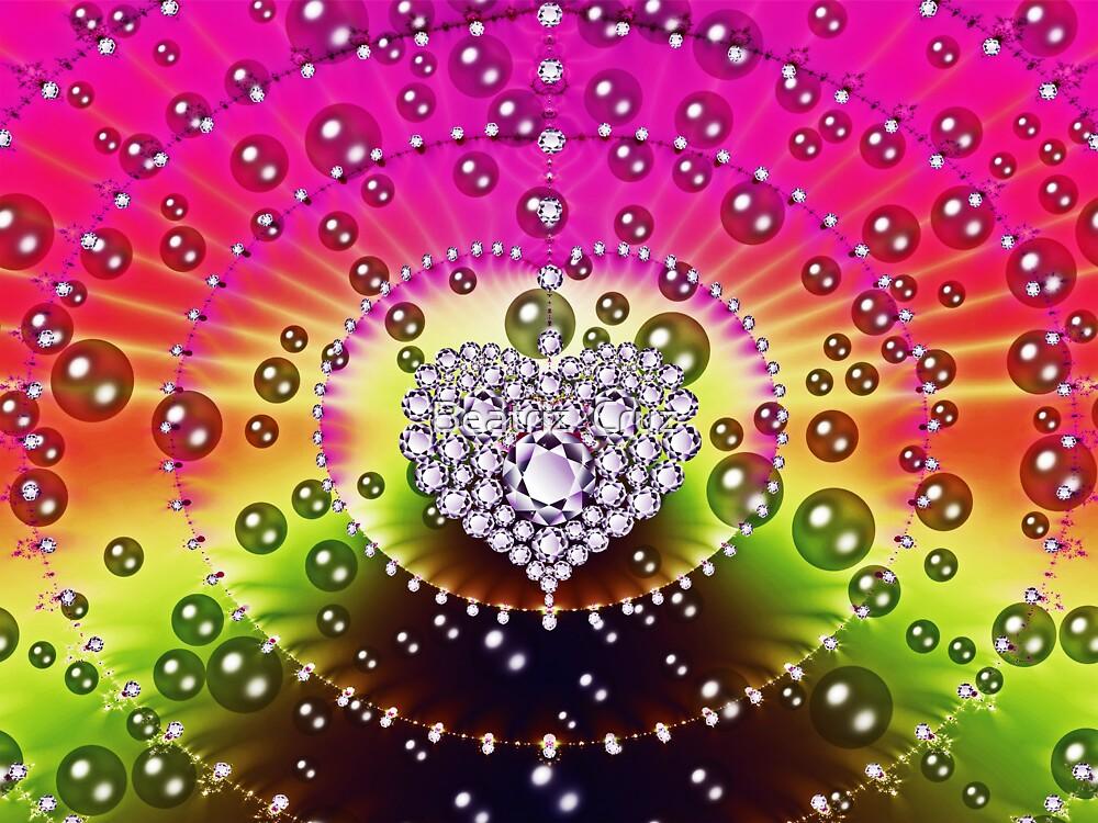 Diamond Fractal by Beatriz  Cruz