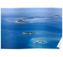North Male' Atoll Maldives Poster
