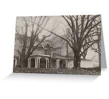 farmhouse Greeting Card