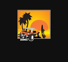 Dune Buggy Sunset Unisex T-Shirt
