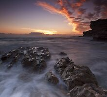 Ankle Deep - Little Bay, NSW by Malcolm Katon
