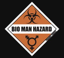 Bio Man Hazard by MilgramPicnic
