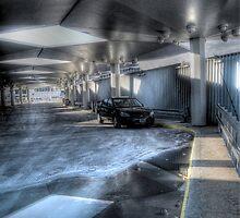 JFK airport by Joshua Peck
