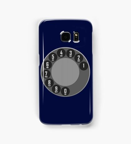 ROTARY DIAL Samsung Galaxy Case/Skin