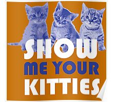 Show Me Your Kitties! Poster