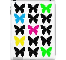 Colorful Butterflies iPad Case/Skin