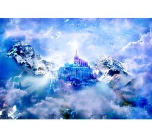 Glory of the New Jerusalem Photographic Print