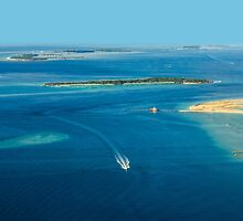 The Maldives - North Ari Atolls by Atanas Bozhikov NASKO