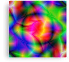 zoom Canvas Print