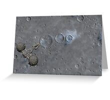 Above the Moon Greeting Card
