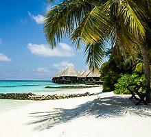 Postcard from the Maldives - Eden on Earth by Atanas Bozhikov NASKO