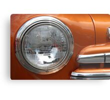 1946 Ford Coupe Metal Print